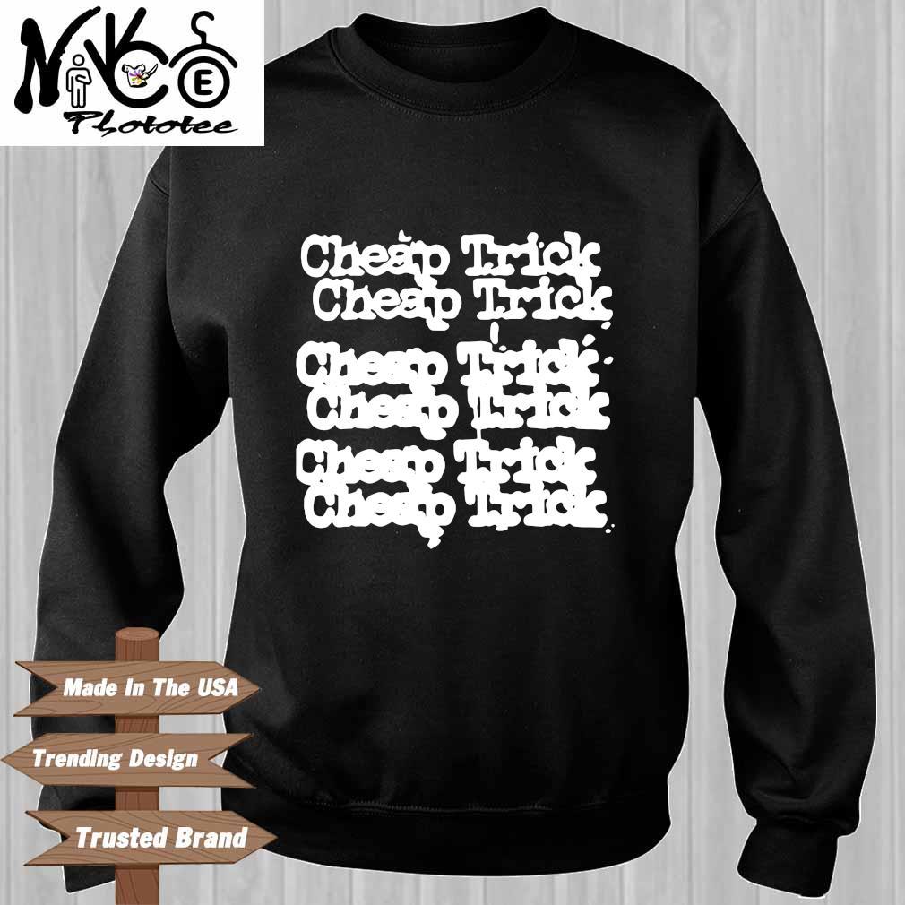 Cheap trick vintage Sweater