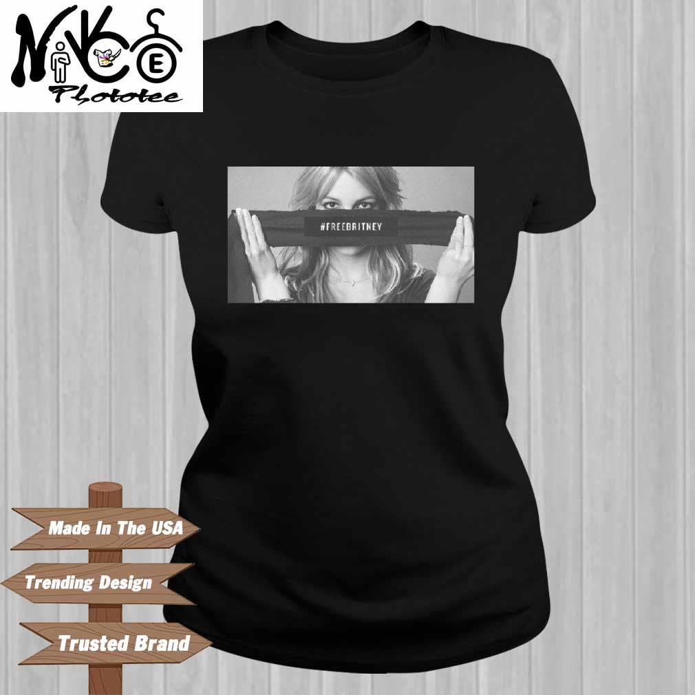 Free Britney Shirt Ladies
