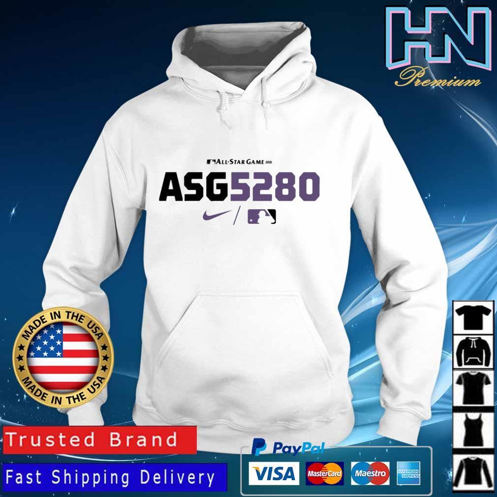 All Star Game 2021 Asg 5280 Shirt Hoodie