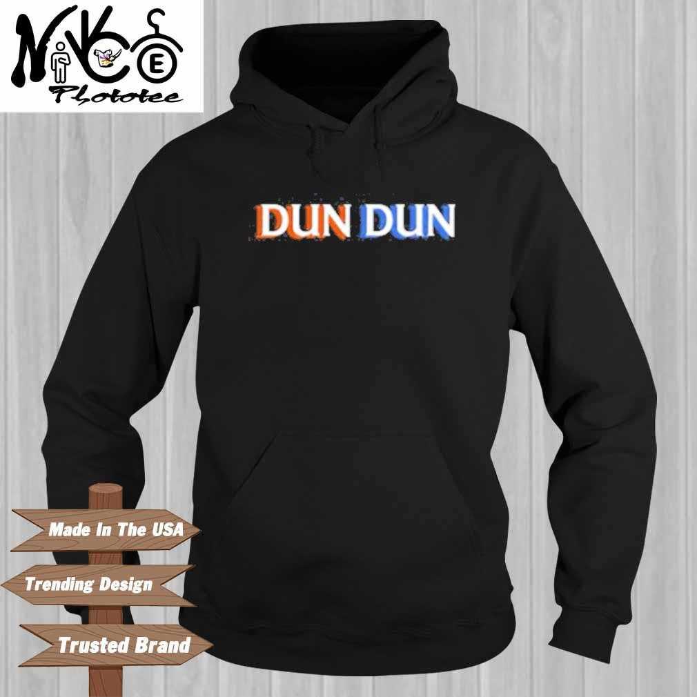 Wolf Entertainment Merch The Dun Dun Shirt Hoodie