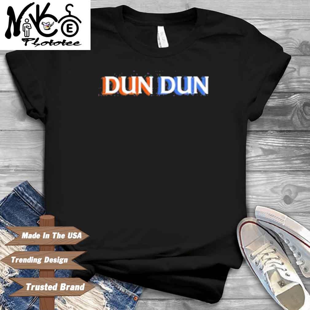 Wolf Entertainment Merch The Dun Dun Shirt